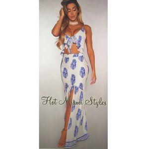 Brand new hot Miami styles dress